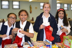 Christmas Stockings for Our Troops