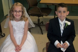 First Communion May 2, 2015