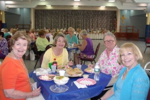 Catholic Daughters Bridge and Luncheon