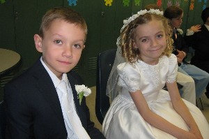 First Communion May 10, 2014