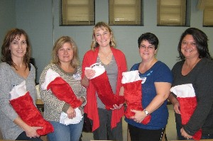 Support Our Troops - Christmas Stockings 2014
