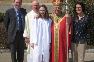 Confirmation Day 2015
