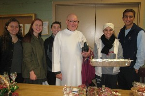 Youth Ministry Bake Sale 2015