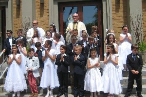 First Communion May 14,2016