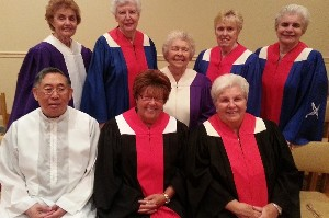 Catholic Daughters Installation of New Officers