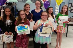 Catholic Daughters Education Contest Winners 2015